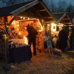 Weihnachtsmarkt mit Baumschlag 2015